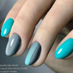 70+ Latest Nail Art Fashion Designs Color & Style