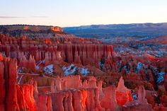 Brice Canyon, Utah... this place is one of the most spectacluar places I have ever seen...breathtaking!