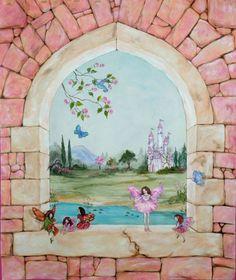από το παράθυρο του κάστρου