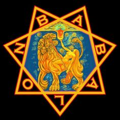 Image result for picture of 7 pt star babalon
