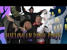 Halloween Songs for kids | Halloween Dance Party | Halloween Songs | Jack Hartmann - YouTube