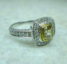 SALE 10% OFF Diamond Ring Engagement Ring Wedding by yunijewels