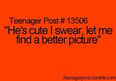 teenage posts :)