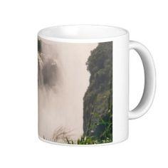 Mug Image Victoria Waterfalls Planet Nails, Classic White, Waterfalls, Planets, Arts And Crafts, Victoria, Nail Art, Mugs, Amazing