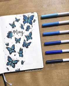 Are you looking for bullet journal monthly cover ideas for May? In this post, I& sharing a collection of May bullet journal cover ideas. Bullet Journal School, Bullet Journal Cover Ideas, Bullet Journal Banner, Bullet Journal Lettering Ideas, Bullet Journal Notebook, Bullet Journal Inspo, Bullet Journal Spread, Journal Covers, February Bullet Journal