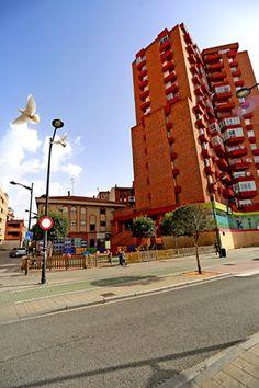 Imagen de la calle Matemático Julio Rey Pastor J.M.E.