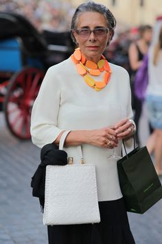 Statement Necklace, Roma