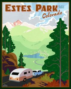 Estes Park, Colorado • Buy