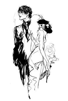 [sackcloth and ashes art (c) Demian] Manga Art, Anime Art, Character Inspiration, Character Art, Art Sketches, Art Drawings, Comic Style, Illustration Art, Illustrations
