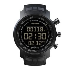 Suunto Elementum Terra All Black ::