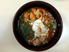 Usually, food court fare isn't destination-worthy. But Hanbun is very much an exception to that rule.