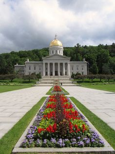Vermont State Building
