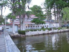 Dales Seafood, Lake Waccamaw, NC