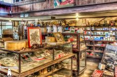 Simmons-Wright Company in Kewanee definitely stands out. Established in 1884, not only is it the oldest general store in the state, it's also the only one of its kind in terms of architecture and style in the area.