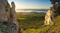 Pálava - chráněná krajinná oblast a památka UNESCO South Moravia
