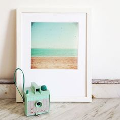 Footprints Photographic Print by Cassia Beck Photography £11
