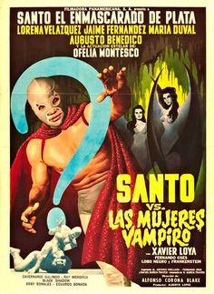 Santos vs Las Mujeres Vampiro