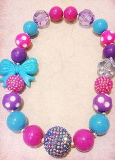 pink and blue aqua and rose