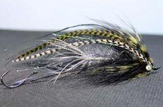 Intruder by Mark Defrank Pike Flies, Fly Tying Tools, Steelhead Flies, Saltwater Flies, Fly Fishing Gear, Stone Columns, Salmon Flies, Fly Tying Patterns, Fishing Techniques