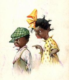 "Charles Twelvetrees (1888 – 1948) So cute and soooo ""politically incorrect"" by today's standards."