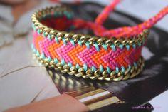 Love this friendship metal bracelet