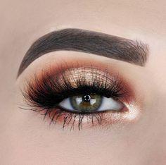 Makeup Revolution Katie Price, Makeup Looks Of 2019 until Chanel Eyeshadow Makeup Tutorial since Makeup Revolution Eyeshadow Palette Dupes & Eyeshadow Makeup Ideas Easy Kiss Makeup, Cute Makeup, Glam Makeup, Gorgeous Makeup, Makeup Inspo, Makeup Inspiration, Hair Makeup, Casual Makeup, Makeup Box