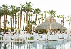 Photo: James Christianson Photographer // Venue: Hilton Los Cabos Beach & Golf Resort, Cabo San Lucas // Featured: The Knot Blog