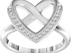 Swarovski Cupidon Ring RRP £74.00 | Now £30.83 – Save 58% http://tidd.ly/ed9cdf14