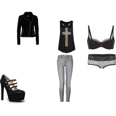 """""""hay outfit"""" by slytheringoddess94 on Polyvore"""