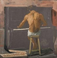 Yannis Tsarouchis, Γιάννης Τσαρούχης, ο Έλληνας Ζωφράφος