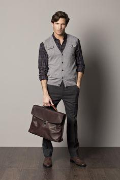 Moda hombres: Caramelo Moda Hombres Otoño Invierno 2012/2013