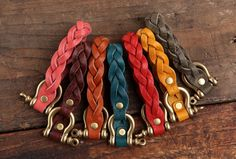 3706 Braid Leather Bracelet Minerva Box by HEVITZ on Etsy