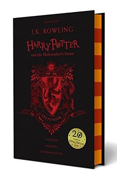 Harry Potter and the Philosopher's Stone - Gryffindor Edition: Amazon.it: J.K. Rowling