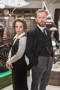 Amanda Abbington: Mr Selfridge will bow out after next series | Irish Examiner