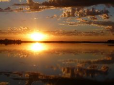 Amanecer, Chaco - Paraguay