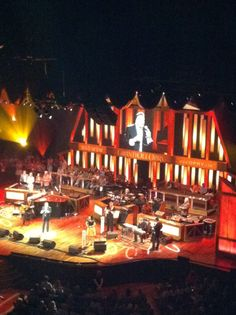 Grand Ole Opry House in Nashville, TN