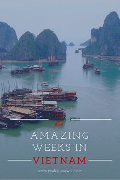 Two Week Itinerary, Vietnam - Two Feet, One World