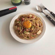 Healthy Korean Recipes, Clean Recipes, Food Goals, Cafe Food, Aesthetic Food, Food Cravings, International Recipes, Diy Food, Food To Make