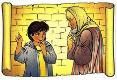 Palavra e Ação : Mães como Ana  – 1 Samuel 2