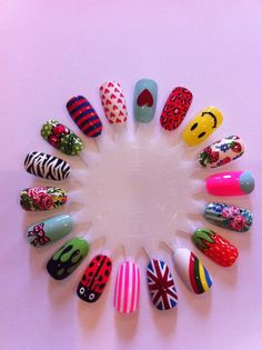 The Illustrated Nail: Photo