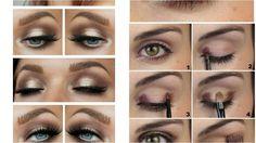 3 maquillajes de ojos para novias que te encantarán