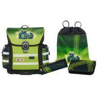 McNeill - Ergo Light 912 4tlg. - Greentrac #mcneill #ergolight #greentrac #rucksack #schulranzen #tornister #schule #turnbeutel #etui #einschulung