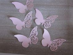 5 roze vlinders 6.95