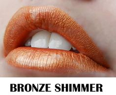 BRONZE SHIMMER Lipsense. Looking for the best liquid lipstick on the market? Look no further! LipSense is long lasting (up to 18 hours with 1 application), waterproof, smudge-proof and kiss-proof! It is the best liquid lip color you will find....guaranteed!