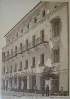 Hotel Los Cisnes. !Qué recuerdos¡¡¡¡¡¡