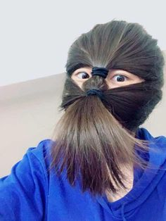 Tagged with funny, hair, chewbacca; Going Chewbacca Wacky Hair Days, Crazy Hair Days, Halloween Kostüm, Halloween Makeup, Hair Dos, My Hair, Crazy Hats, Cute Hairstyles, Hair Inspiration