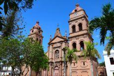 Catedral de Santa Cruz Bolivia