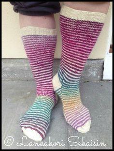 Raidattimet :) Drops Delight, Womens Wool Socks, Fashion, Moda, Fashion Styles, Fashion Illustrations