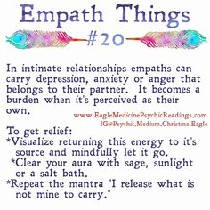 Psychic Empath, Intuitive Empath, Empath Abilities, Psychic Abilities, Empath Traits, Meditation Musik, This Is Your Life, Mental And Emotional Health, New Energy