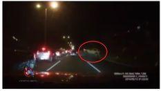 Video capta aparatoso accidente en la General Cañas